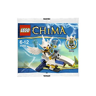 Legends of Chima 30250 Ewars Acro Fighter: Toys & Games