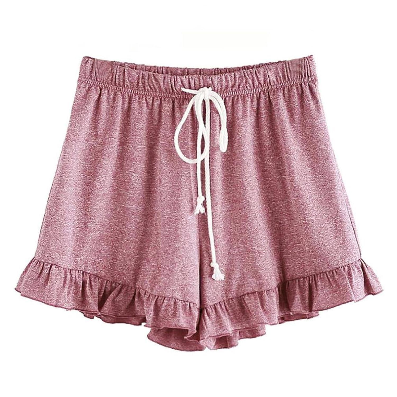 4ed52b028448c2 50%OFF Vectry Damen Hosen Shorts Sommer Hotpants Bermudas Leggings  Laufgymnastik Yoga Der Sporthosen Lässiger