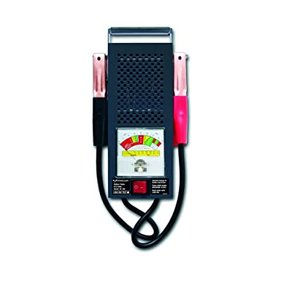 Schumacher BT-100 100A Battery Load Tester and Voltmeter: Automotive