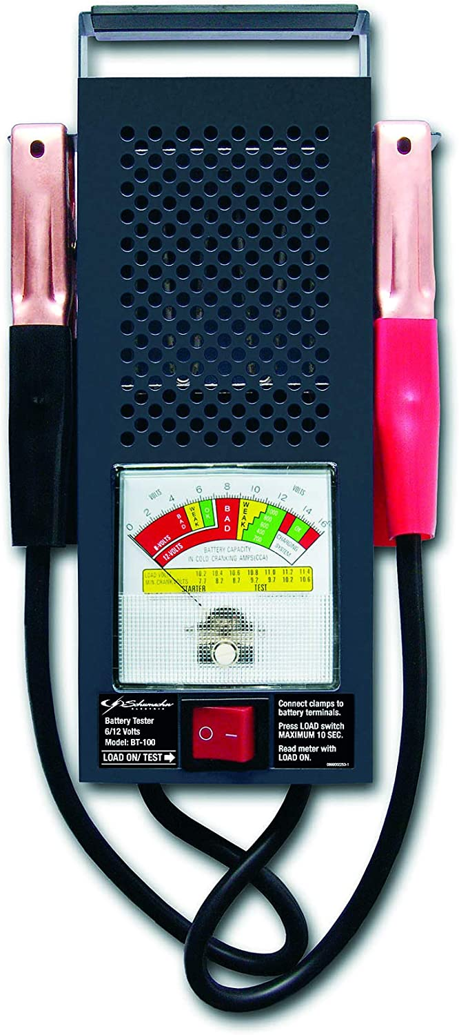 Schumacher BT-100 100A Battery Load Tester