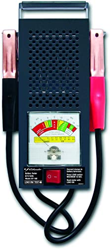 If you are looking for the car best battery tester, Schumancher BT100 is a good choice