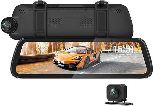 Boscam R2 9 35 Spiegel Dashcam Mit 1080p Elektronik