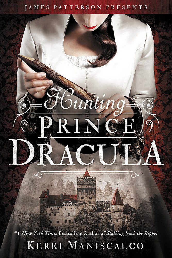 Hunting Prince Dracula (Stalking Jack the Ripper): Amazon.co.uk:  Maniscalco, Kerri: 9780316551663: Books