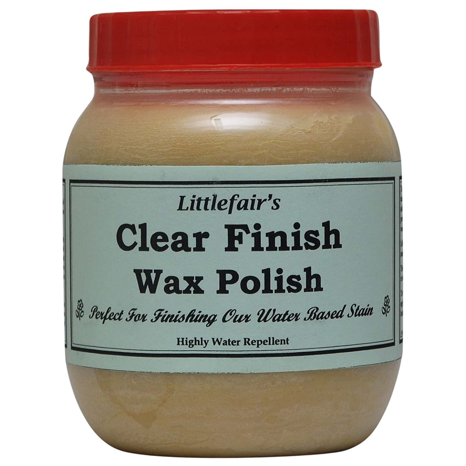 Littlefair's Wax Polish (200ml, Stripped Pine) Littlefair' s Wood Finishing Products