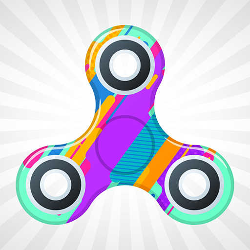 Fidget Spinner Simulator 2: Real Finger Spiner Simulation Free App: Amazon.es: Appstore para Android