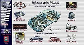mercedes benz c class w202 service manual 1994 1995 1996 1997 rh amazon co uk mercedes benz c class w202 owners manual mercedes benz c class w202 owners manual