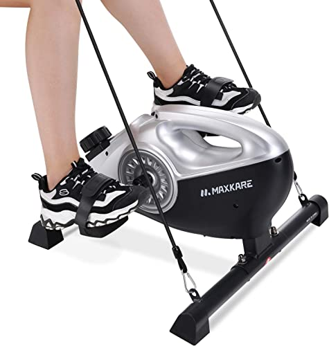 MaxKare Under Desk Exercise Bike 2