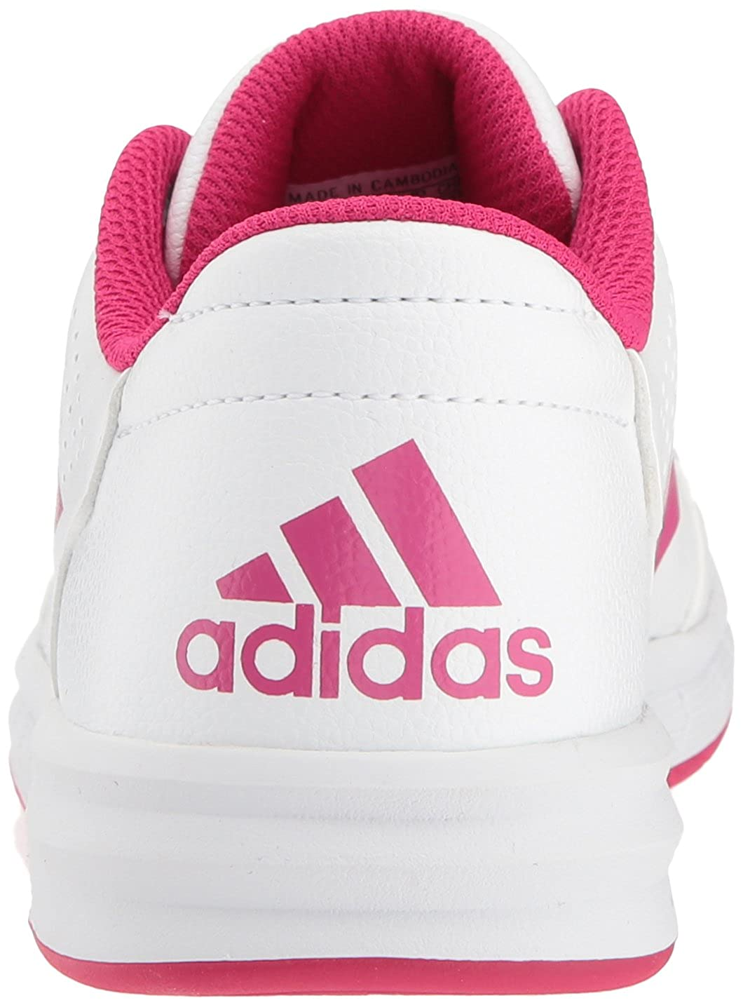 2.5 M US Little Kid adidas Originals Unisex-Kids Altasport Sneaker White//Bold Pink//White