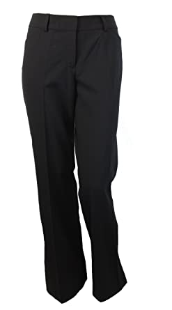 Womens Classic Wool Stretch Dress Pants at Amazon Women's Clothing ...
