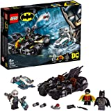 Lego Mr. Freeze Batcycle Battle 60207