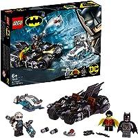 LEGO® DC Batman™: Mr. Freeze™ Batcycle™ Savaşı (76118)