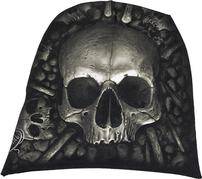 Spiral Direct ASCENSION Hooded,Skull//Gothic//Dark Wear//Rock//Metal//Pullover//Hood