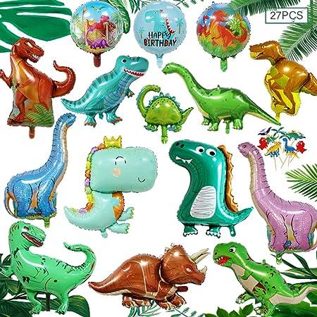 Großes Dinosaurier Folienballon Luftballon Deko Ballon Geschenk für