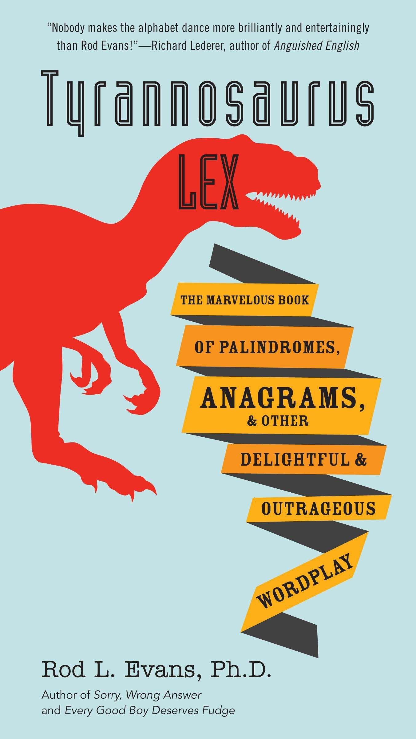 Amazon com: Tyrannosaurus Lex: The Marvelous Book of
