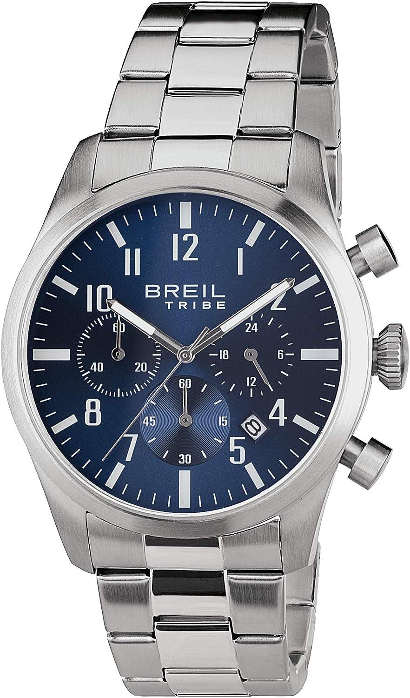 Reloj cronómetro para mujer Breil Classic Elegance Extension Trendy, cód. EW0226