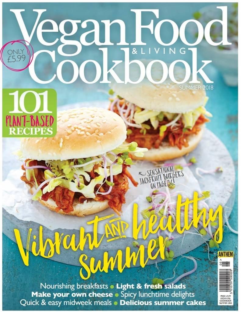 Vegan Food Living Cookbook Amazoncouk Kindle Store
