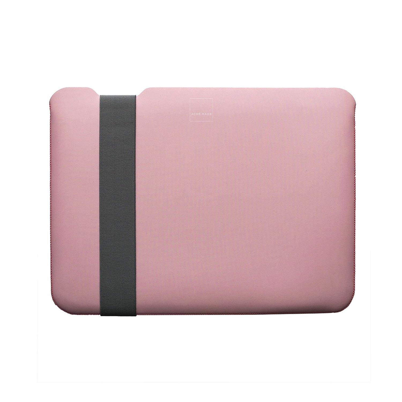 Acme Made Funda para Apple iPad Pro S Stiftefach Grau//Fuchsia
