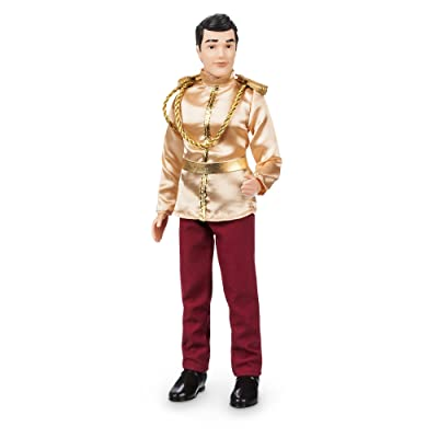 Disney Prince Charming Classic Doll - Cinderella - 12 Inch: Toys & Games
