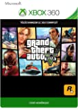 GTA V Standard Edition [Jeu Complete] [Xbox 360 - Code jeu à télécharger]