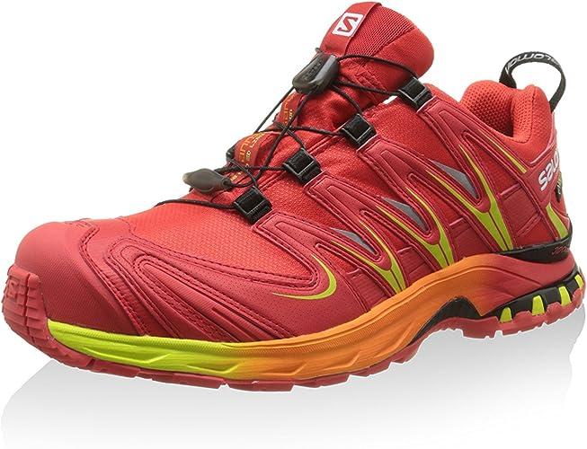 Salomon Hombre 381911 - Rojo Size: 41 1/3 EU: Amazon.es: Zapatos y complementos