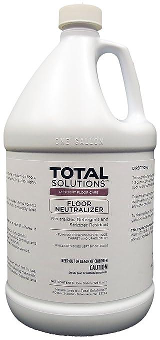 Amazoncom Floor Neutralizer Neutralizes Detergent And Stripper - Floor stripping neutralizer