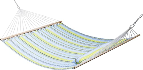 Super Deal Upgraded Quilted Fabric Hammock