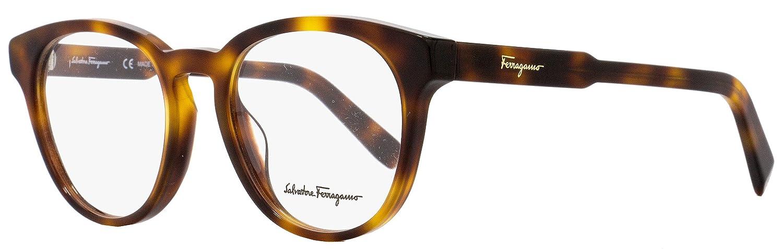fc28048193 Amazon.com  Salvatore FERRAGAMO Rx Eyeglasses - SF2762 214 - TORTOISE  (51-19-140)  Clothing