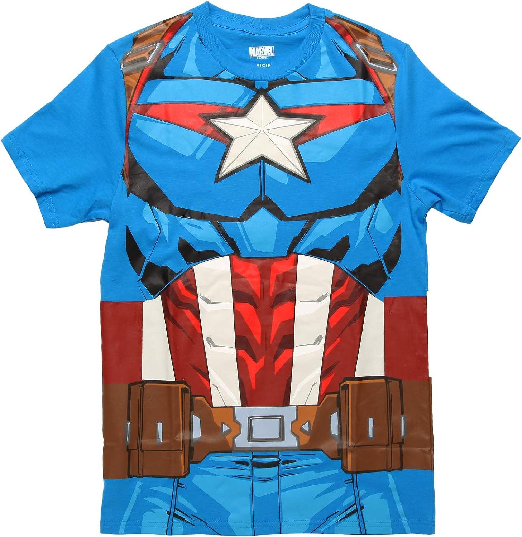 Marvel Comics Character Costume Adult T-Shirt