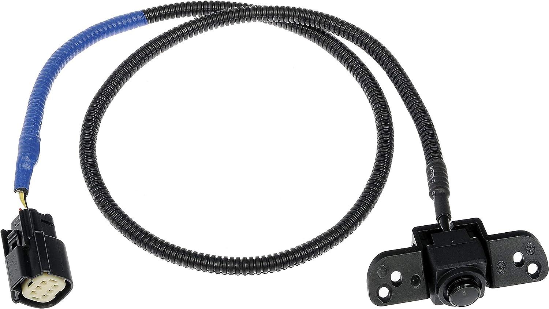 Dorman 590-106 Rear Park Assist Camera for Select Chevrolet//GMC Models
