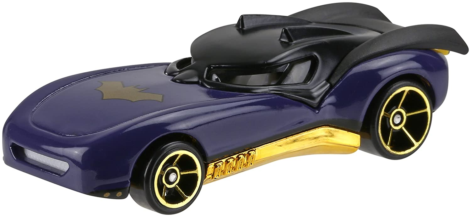 Hot Wheels DC Universe Batgirl Vehicle Mattel DXM52