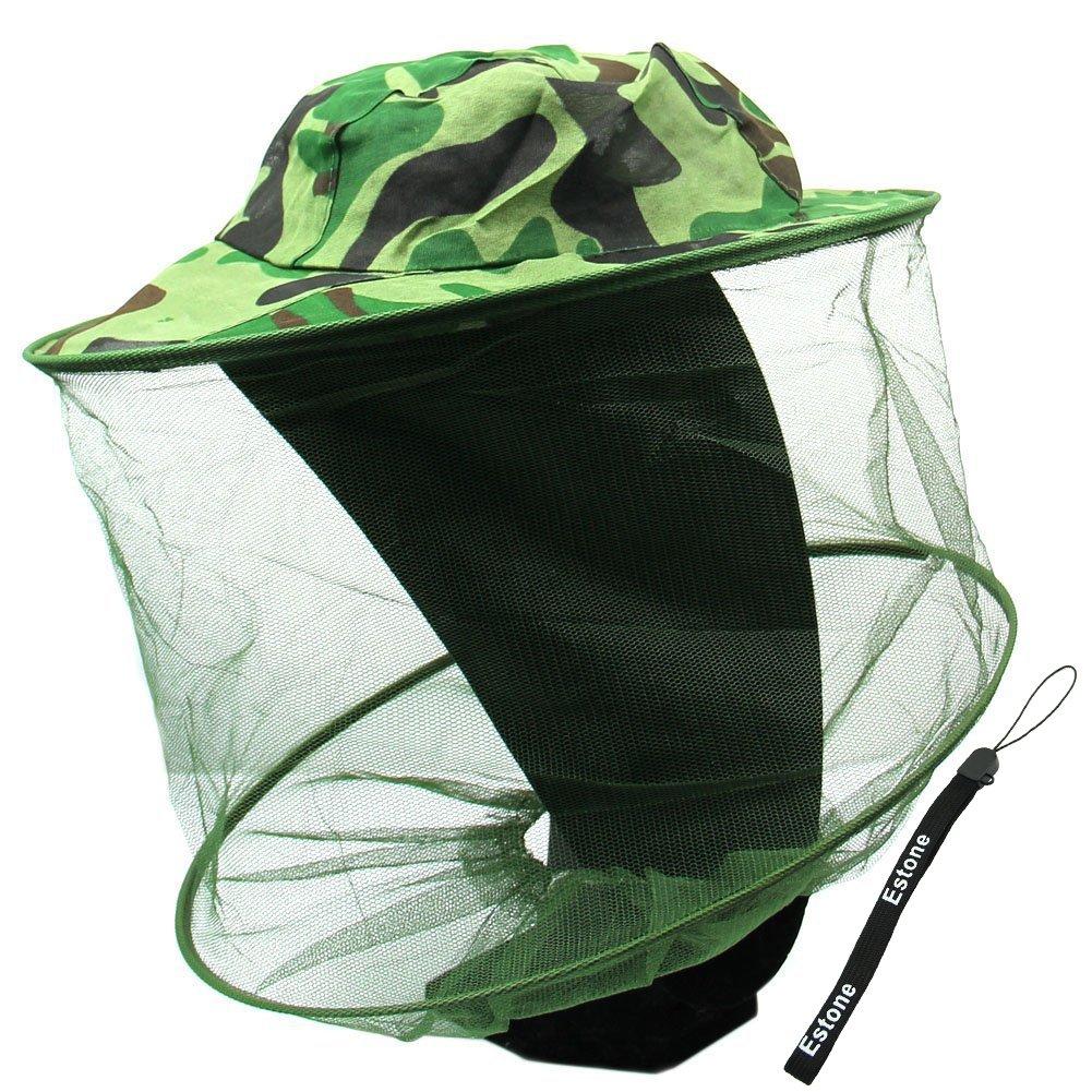 protegge il volto api insetti zanzare Heroneo/® Cappello con zanzariera resistente anti cimici