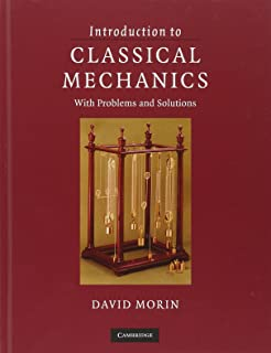 Problems and solutions in introductory mechanics david j morin introduction to classical mechanics with problems and solutions fandeluxe Images