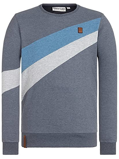 Naketano Herren Sweater Verdammte Order 66 II Sweater