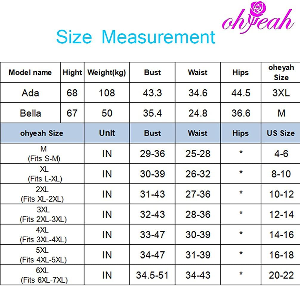 ohyeah Womens Lingerie Set Plus Size Lace Overlay Bra with High Waist Garter Belt Underwear