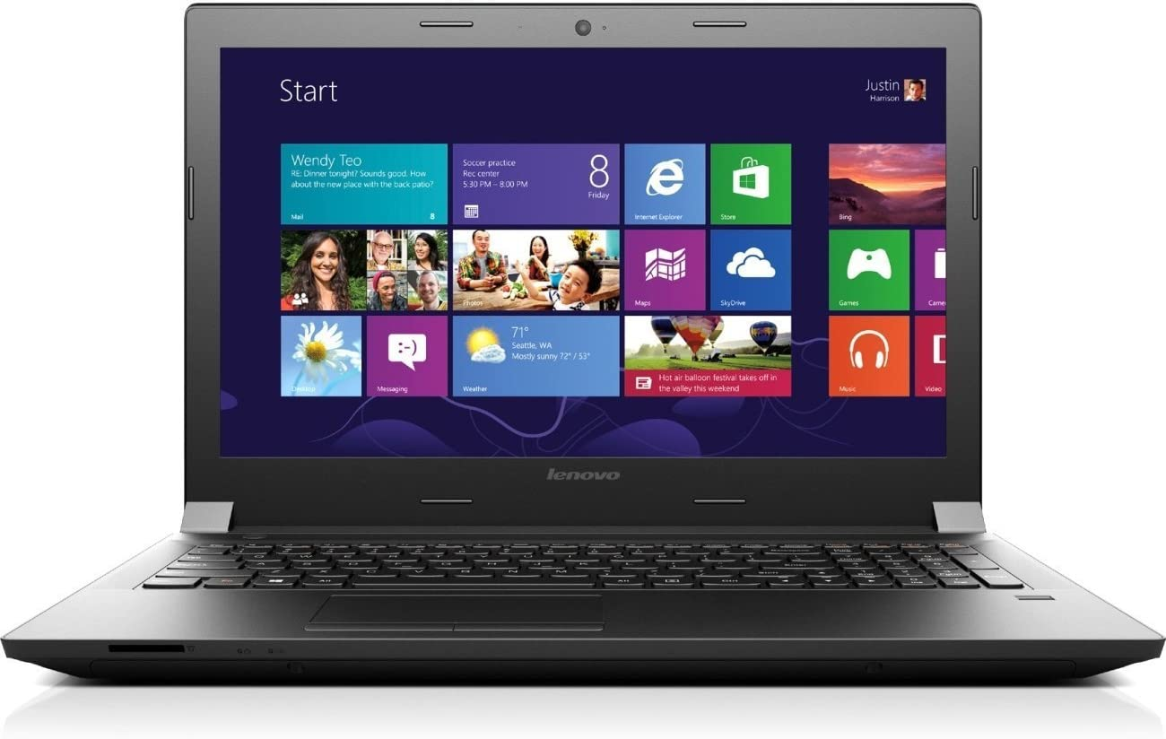 Lenovo Notebook 80LS0018US Transactional IdeaPad B40-80 14inch Core i3-4005U 4GB 500GB Windows 8.1 Professional Retail
