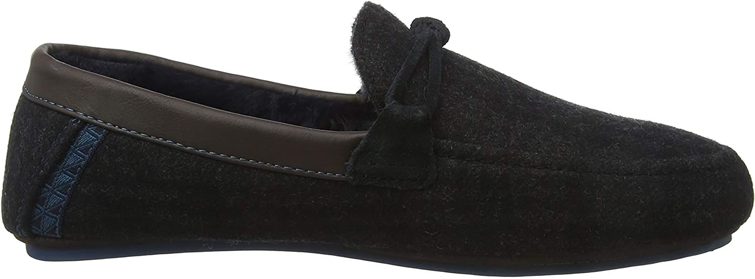 Ted Baker Pytre Mens Slippers Grey