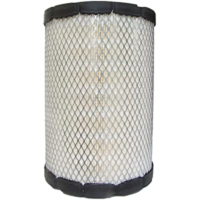 Luber-finer AF1301 Heavy Duty Air Filter: Automotive [5Bkhe0803816]