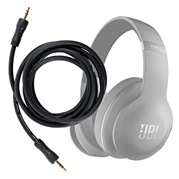 DURAGADGET Cable De Audio para Auriculares JBL Duet BT/JBL E45BT (2017) / JBL Everest Elite SDK/Kotion Each B3505 / Logitech G533: Amazon.es: Electrónica
