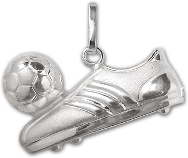 Clever - Juego de colgante en 3D de bota de fútbol con pelota por ...