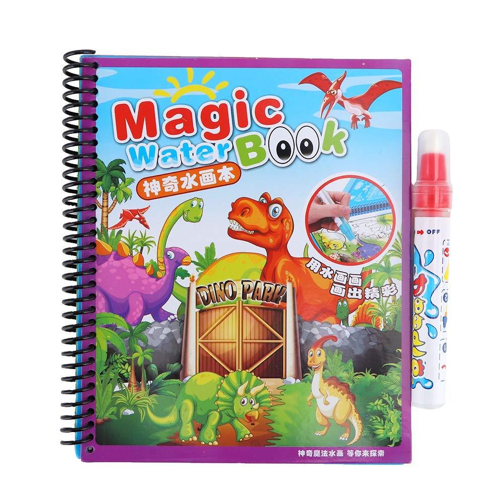 Amazon.com: Los niños de Agua Dibujo para colorear Libro de ...