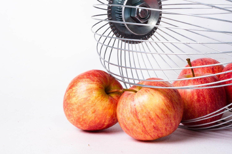 りんご収穫機- 腰をまげずに風で落ちてしまったりんごを収穫! スマートな庭仕事のお手伝いで す!贈り物にもぴったり。軽量で環境にもやさしい。 B01BPGTNE6