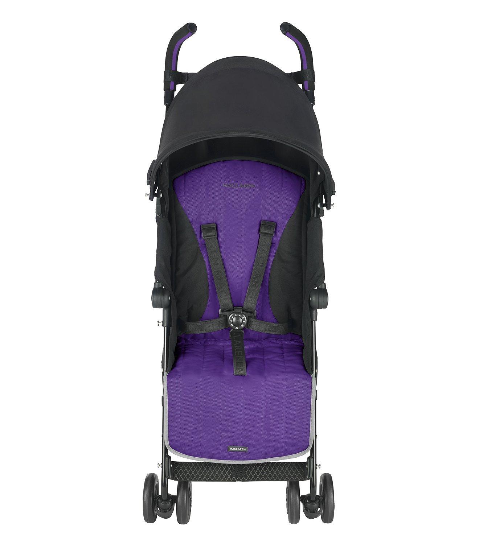 Maclaren Quest Stroller, Black/Majesty by Maclaren: Amazon.es: Bebé