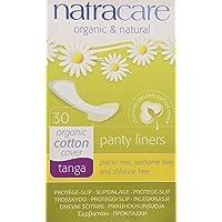 NATRACARE Natracare Panty Liner Tanga 30 Ct