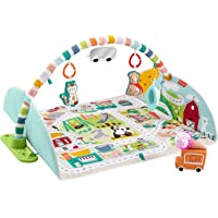 Deals on Fisher-Price Activity City Gym to Jumbo Play Mat