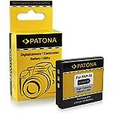 Batteria Fuji NP-50 | Kodak Klic-7004 | Pentax D-Li68 / D-Li122 per Fujifilm FinePix F70EXR | F80EXR | F200EXR | F300EXR | F500EXR | F550EXR | F600EXR | Kodak EasyShare M1033 | M1093 | V1233...