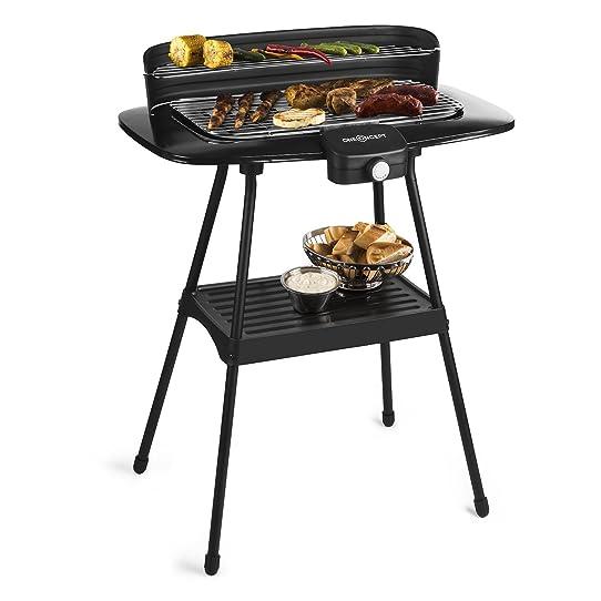 barbecue electrique 2200w. Black Bedroom Furniture Sets. Home Design Ideas