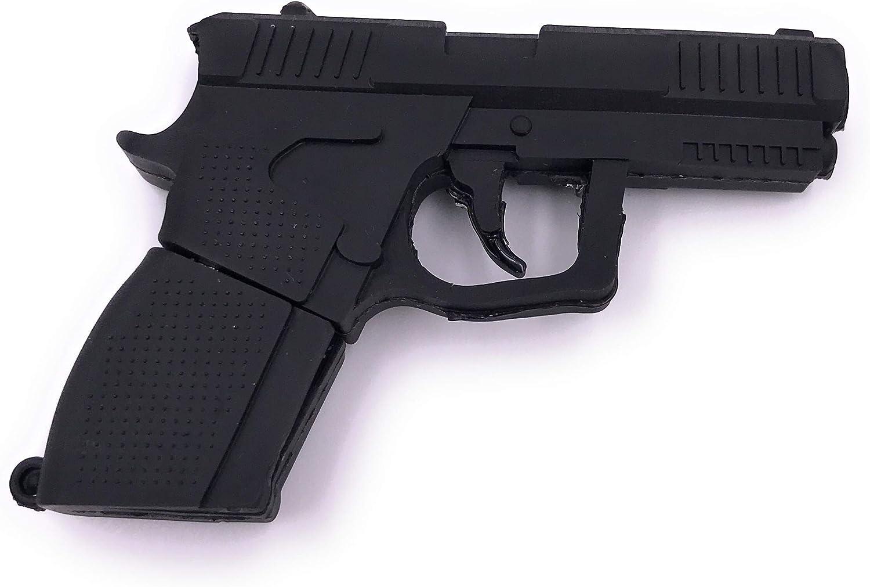 H-Customs Pistola Pistola USB Stick 16GB USB 2.0