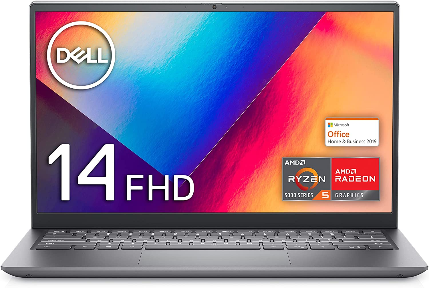 <br /> 【MS Office Home&Business 2019搭載】Dell モバイルノートパソコン Inspiron 14