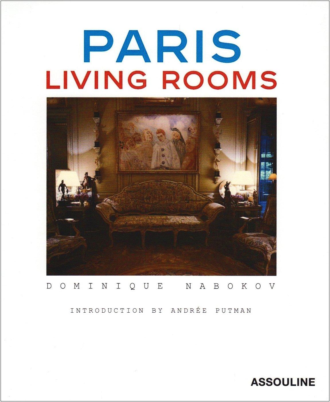 Paris Living Rooms