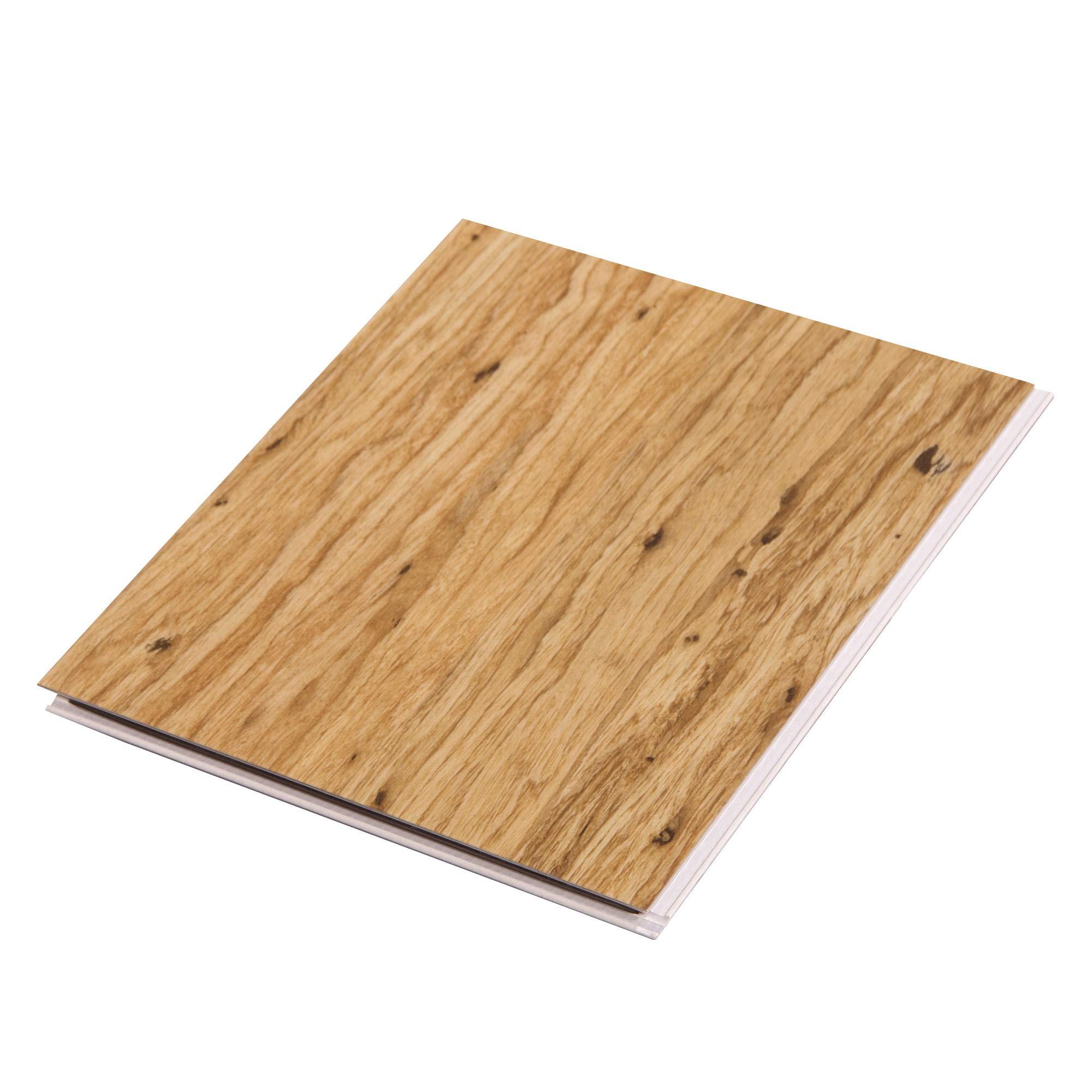 Sample - Natural Eucalyptus PRO Wide+ Click Vinyl Plank Flooring